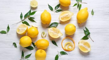 Lemon contém inúmeras propriedades positivas para a saúde.