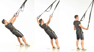 TRX Back Routine