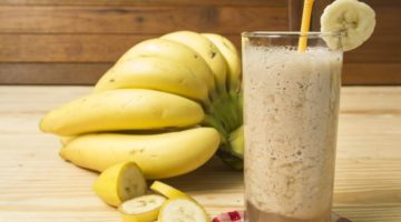 Smoothies de banana