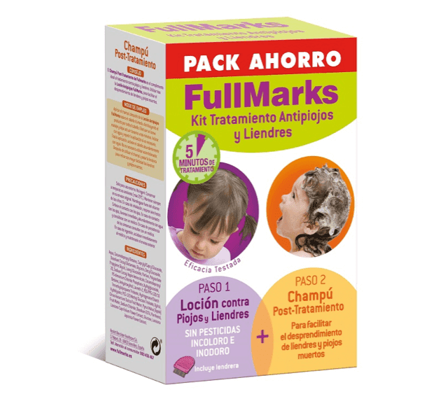 FullMarks Lice Treatment