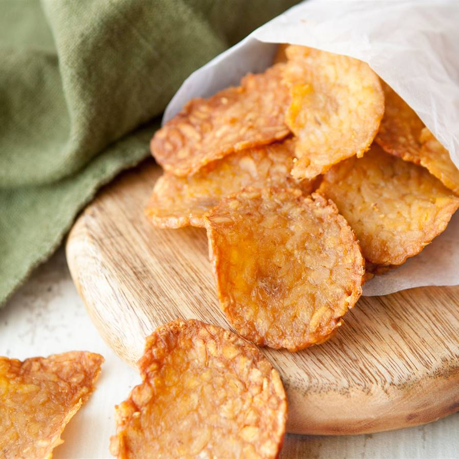 Chips Tempeh